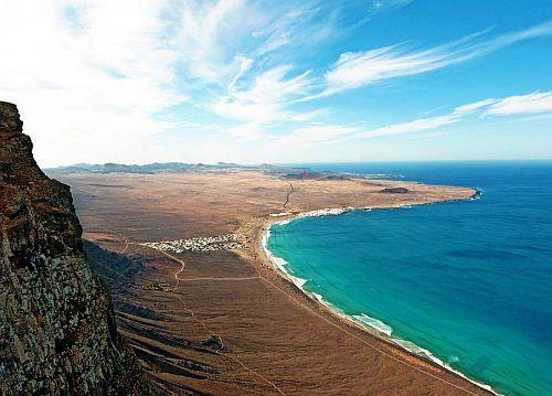 Ostrov ohně Lanzarote